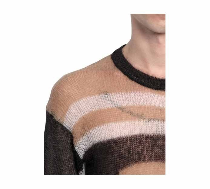 ♥SHEER FINE MOHAIR BLEND SWEATER♥
