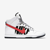 【送料込】限定コラボ★Nike Lab UNDEFEATED NIKE DUNK LUX 白