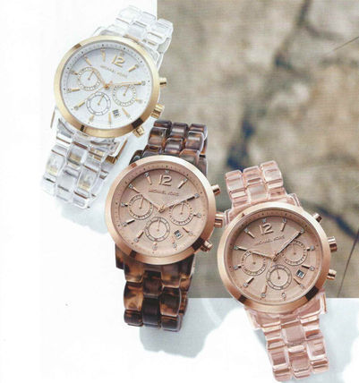 【SALE】Michael Kors Audrina Acetate Watch