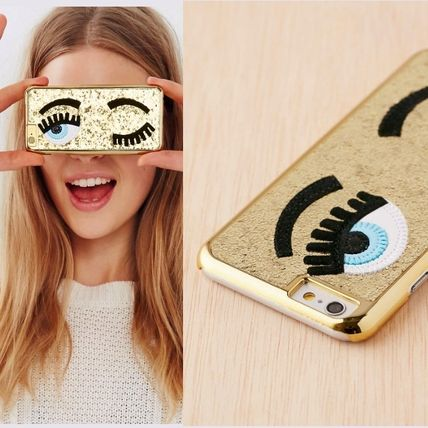 Urban Outfitters iPhone・スマホケース 【Urban Outfitters】iPhone 6/6sケース Bella Eye(6)