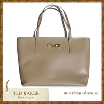 TED BAKER ポーチ付き♪ トートバッグ 通勤用にも◎