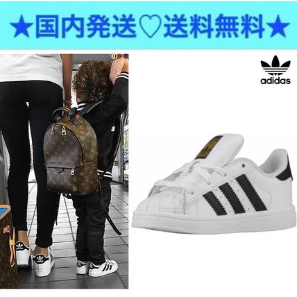 ★adidas★Originals BOYS' TODDLER オリジナルスーパースター