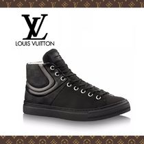 人気のダミエ柄☆LOUIS VUITTON☆SNEAKER MONTANTE SPRINTER