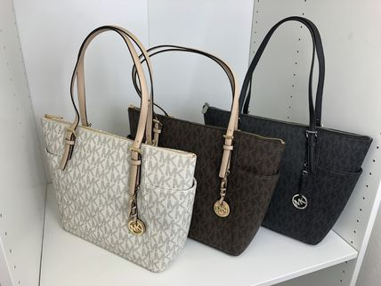 Michael Kors トートバッグ 【即発◆3-5日着】MICHAEL KORS◆JET SET ITEM EW TZ ◆トート