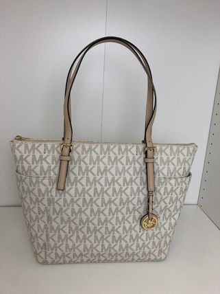 Michael Kors トートバッグ 【即発◆3-5日着】MICHAEL KORS◆JET SET ITEM EW TZ ◆トート(10)