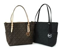【即発◆3-5日着】MICHAEL KORS◆JET SET ITEM EW TZ ◆トート