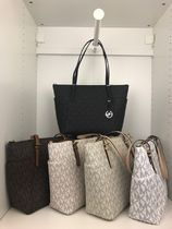 【即発★3-5日着】MICHAEL KORS★JET SET  ITEM EW TZ ★トート