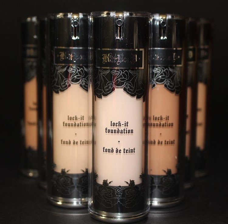 ★☆Kat Von D Lock-It Tattoo Cover Foundation☆★