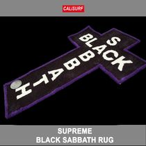 SUPREME x BLACK SABBATH RUG BY GALLERY 1950