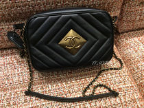 Chanel♡カッコいい!ポシェットBAG♡EMS