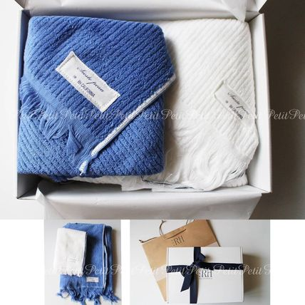 Box gift set sieste peau Ron Herman / bass face towel