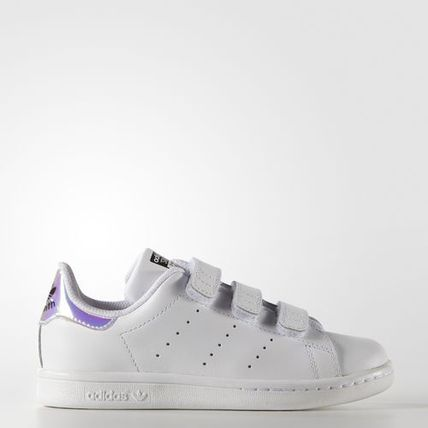 SS16 STAN SMITH PS WHITE PEARL METALLIC 17-21.5cm 送料無料