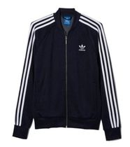 ★人気★推薦★adidas MEN'S SUPERSTAR TRACK TOP-AJ7003