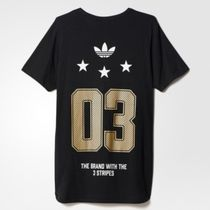 ★人気★推薦★adidas Men's Originals03 STAR T-SHIRT - AJ7166