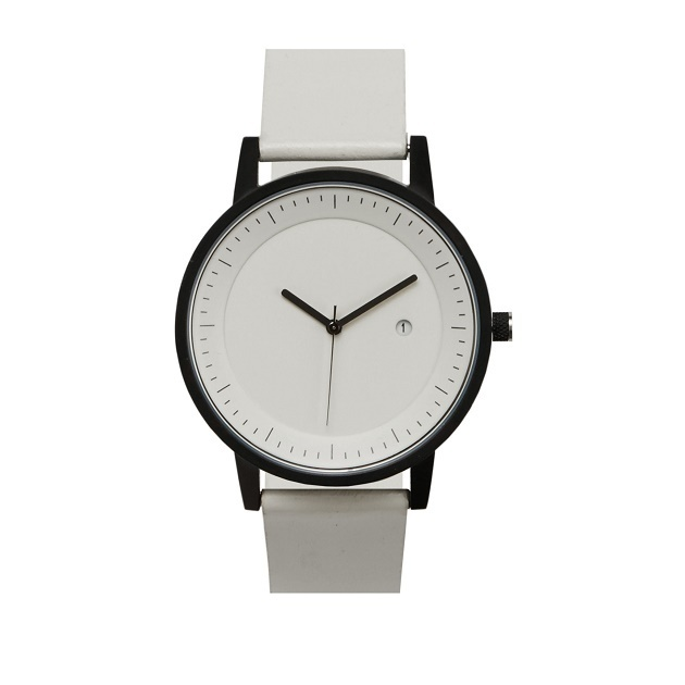 Unisex&simple design♪ Simple Watch Co★Earl★ レザー腕時計