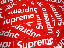 送料込み SUPREME BOX LOGO STICKERS 3枚 Set ステッカー