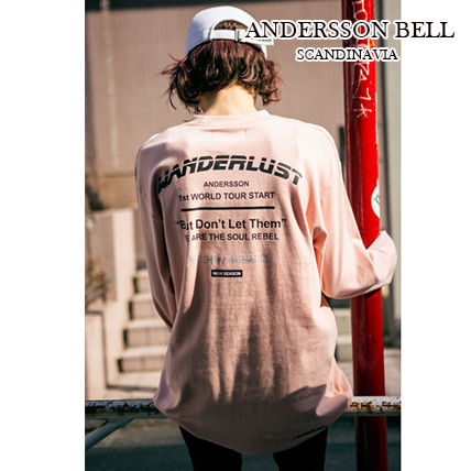 【ANDERSSON BELL】正規品★Soft TouchTシャツ Pink/追跡付