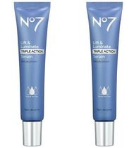 【新商品】No.7  Lift & Luminate Triple Action Serum 50mlx2