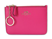 【返品可/国内発送】COACH Mini Skinny Coin Case F64064
