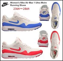 【NIKE】Women's Nike Air Max1 Ultra Moire Running Shoes★2色