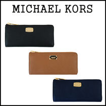 【即発★3-5日着】MICHAEL KORS★LARGE THREE QUARTER ZIP★