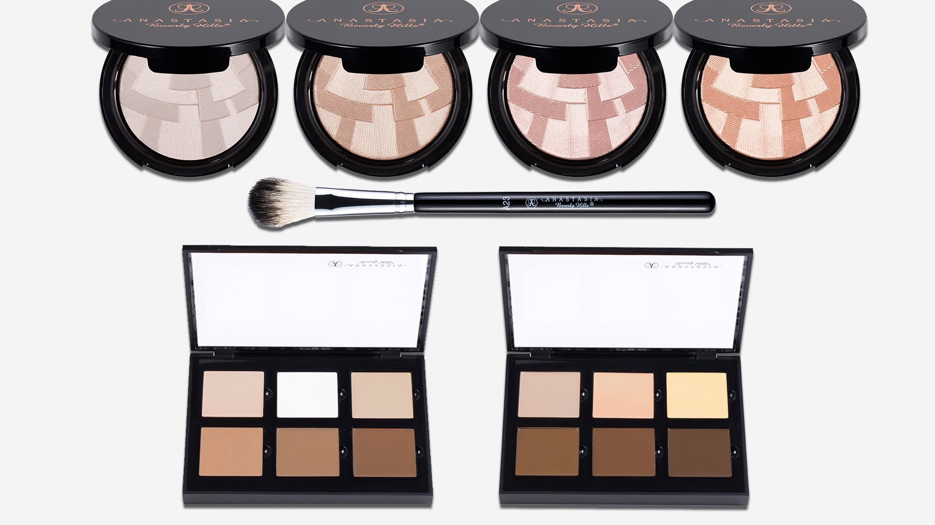 ★新作★Anastasia Beverly Hills contour cream kit