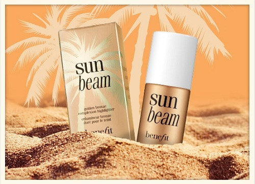 BENEFIT Sun Beam Golden bronze ハイライター 送料無料