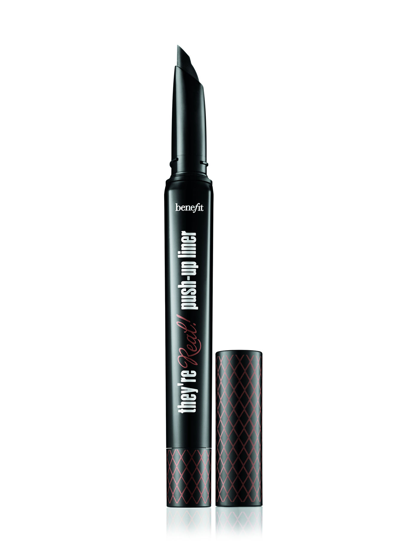 新作 Benefit They're Real! Push-up liner アイライナー Brown