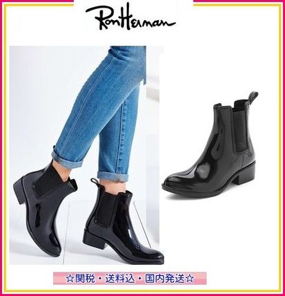 Ron Herman handled Jeffrey Campbell rain boots