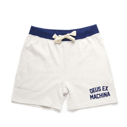 Deus Ex Machina_TED TRACK shorts NATURAL