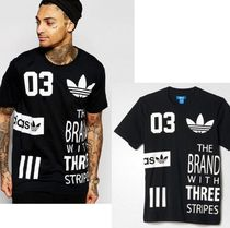 ADIDAS MEN'S ORIGINALS☆OFF POSITION  ロゴTシャツ AO0539