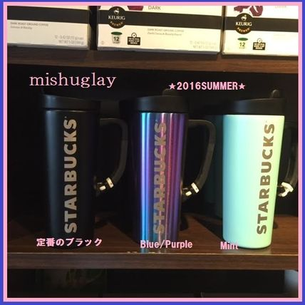 【STARBUCKS】2016夏★Clip Handle Tumbler 16oz★3色★おまけ付
