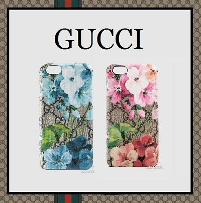 Cute 2016 GUCCI floral gg Vroom iphone case 6