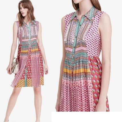 Sale DVF Nieves chiffon dress dresses