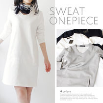 【NEW】【Pompadour-ポンパドール-】Sweat Onepiece