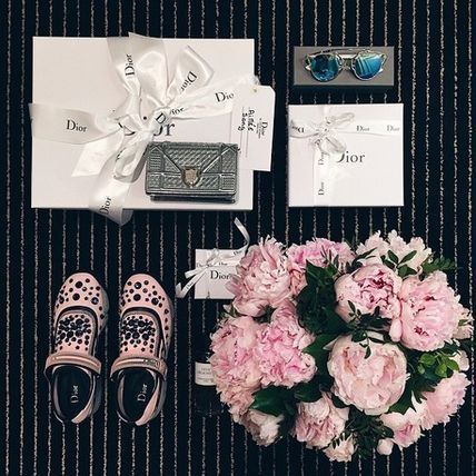 Dior ショルダーバッグ・ポシェット 無性に欲しい★DIOR★BABY DIORAMA SHOULDER in SILVER(5)