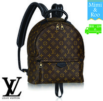 Louis Vuitton*モノグラム PALM SPRINGS BACKPACK MM☆リュック