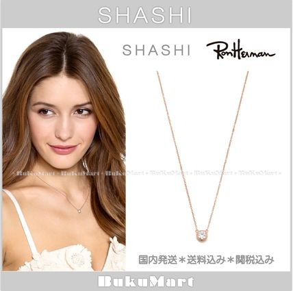 Ron Herman handled * Shashi * Solitaire necklace *