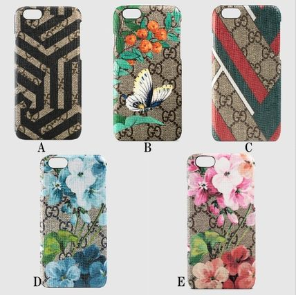 Beautiful iPhone case GUCCI GG IPHONE 6 case 5 types