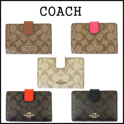 3-5 days at COACH MD corner zip bifold wallet F53562