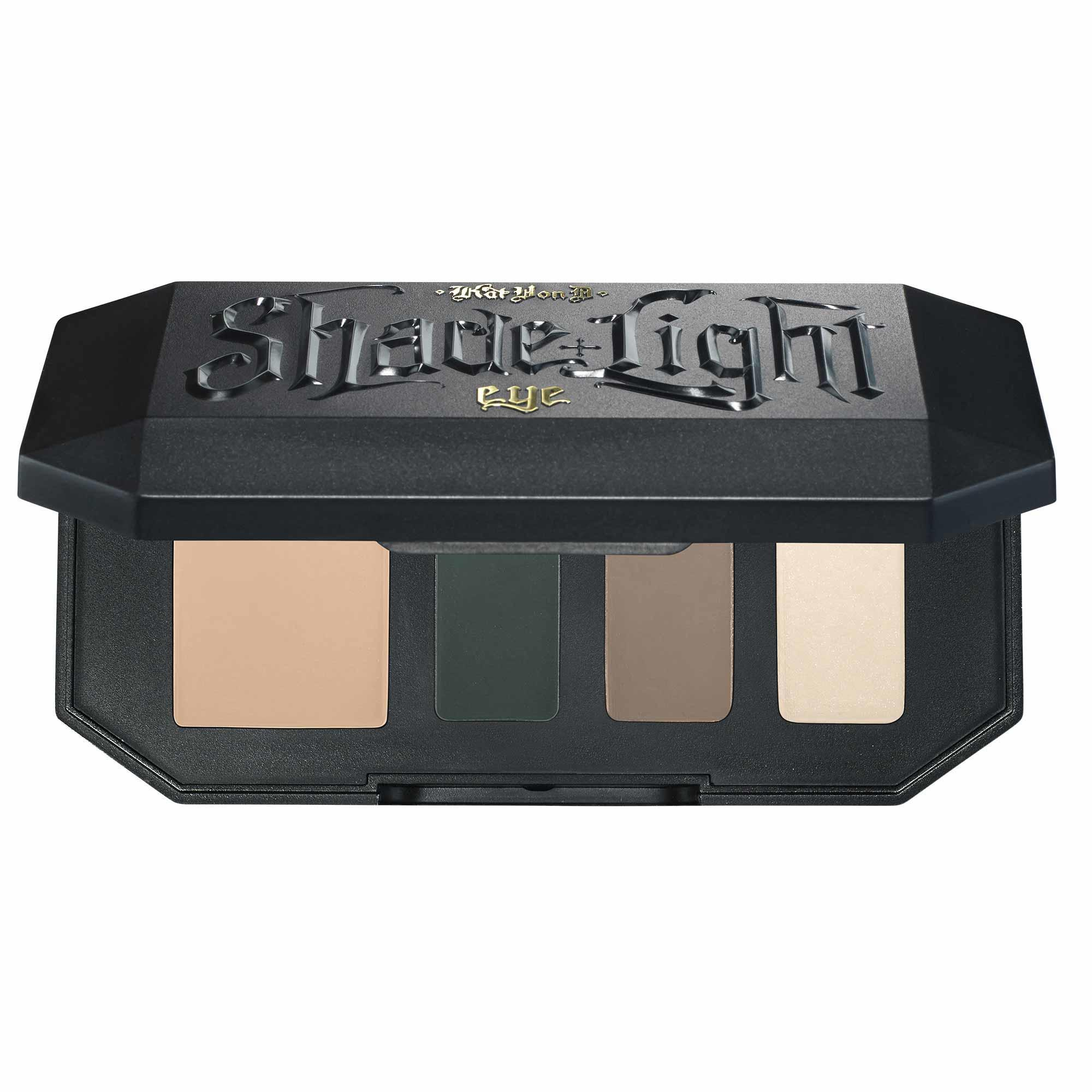 ★アイシャドウ★Kat Von D Shade + Light Eye Contour Quad