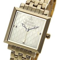 Vivienne Westwood exhibitor womens watch VV087 GDGD
