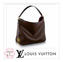 Louis Vuitton*☆ダミエ*DELIGHTFUL MM*☆トートバッグ