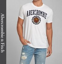 ★即発送★在庫あり★A&F★Applique Logo Graphic Tee★