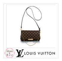 Louis Vuitton☆*ダミエ*FAVORITE PM*☆ショルダー