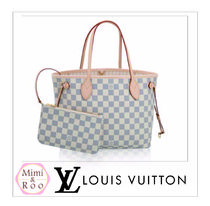 Louis Vuitton*☆ダミエアズール*NEVERFULL PM*☆トートバッグ
