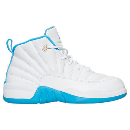 SS16 AIR JORDAN RETRO 12 PS UNIVERSITY BLUE 17-22cm 送料無料
