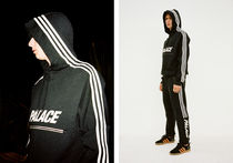 "【送料無料】 PALACE X ADIDAS ""FRENCH TERRY HOODIE"""