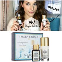 【 Sunday Riley 】Power Couple Duo: Total Transformation Kit