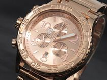 ニクソン NIXON 42-20 CHRONO 腕時計 A037-897 ALL ROSE GOLD
